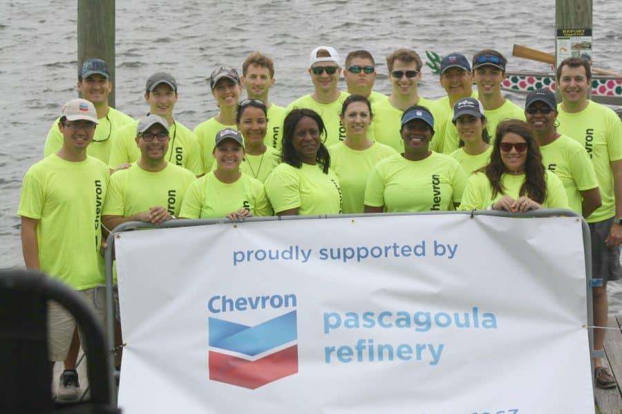 Chevron team