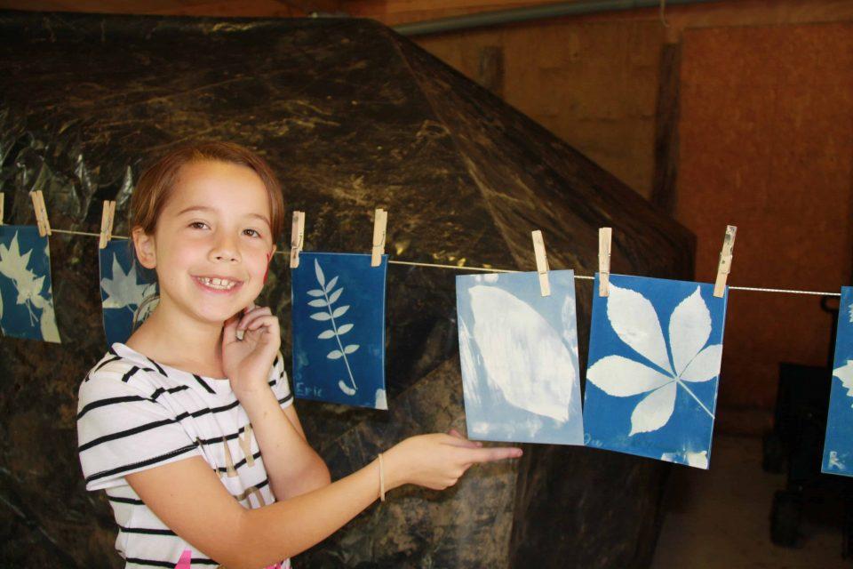 Family Day at Audubon Center