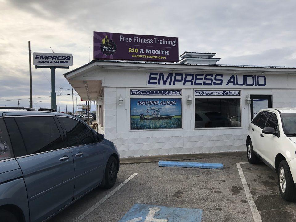 empress audio