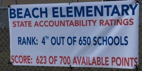 Beach elementary