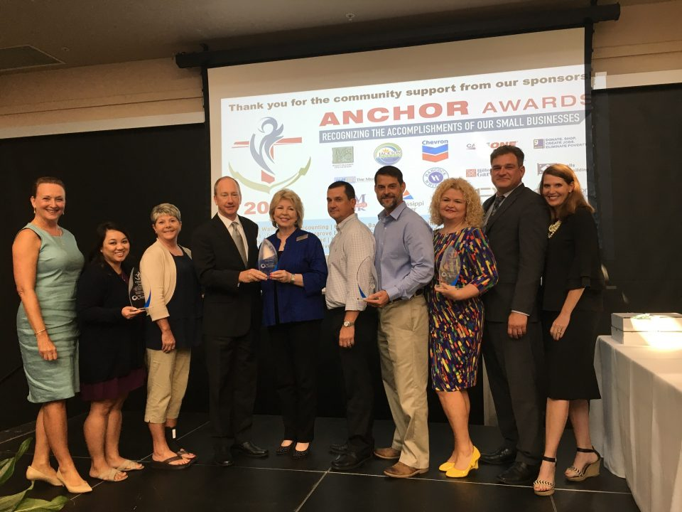 anchor awards