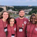 2019 Youth Tour of Washington D.C.