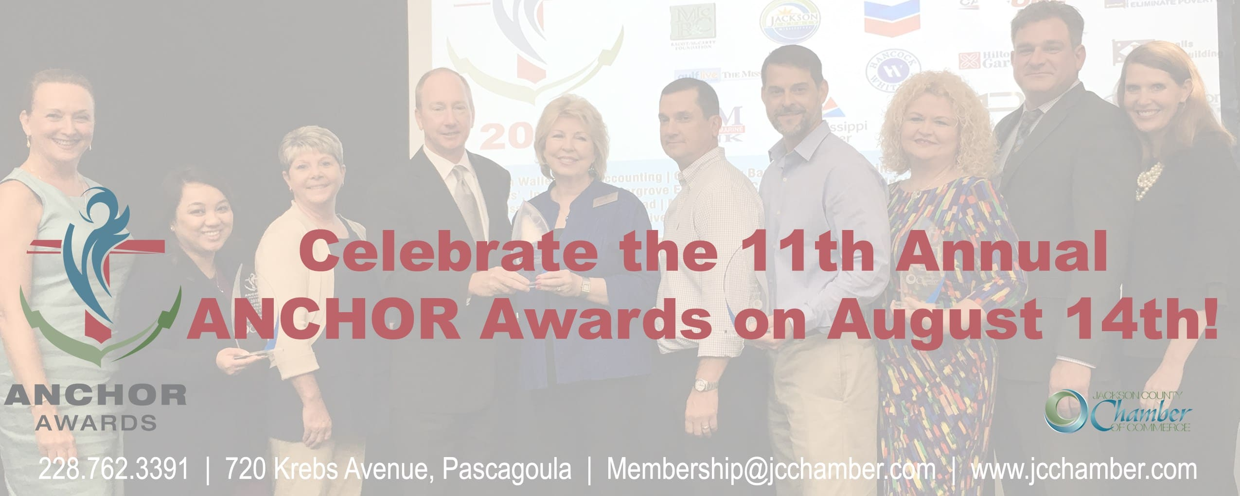 Jackson County Chamber Anchor Awards