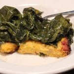 Collard Greens and Cornbread