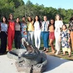 GHS homecoming court
