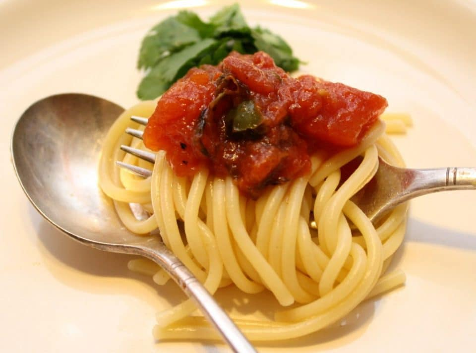 Red sauce
