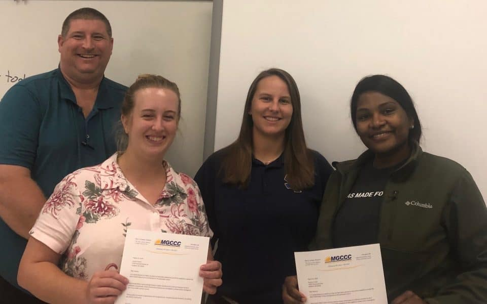Merit Health_EMS Scholarship Winners 2019