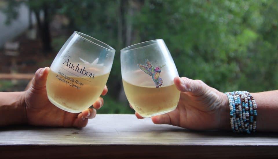 wine glasses prac