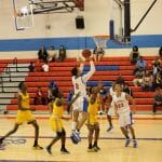 pascagoula basketball