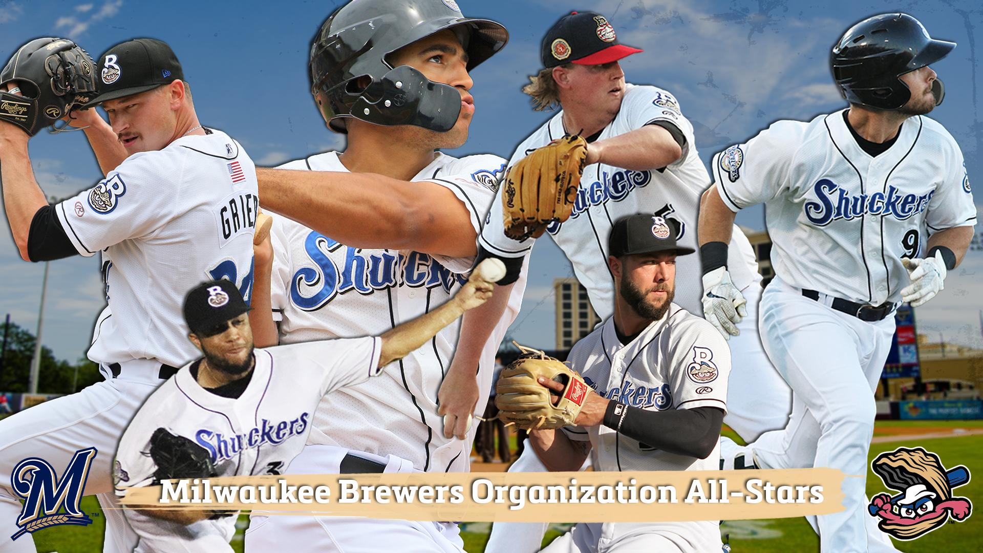 Shuckers 2019 Organizational all stars