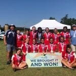 Soccer Team Wins Gold