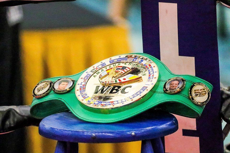 WBC Green Belt
