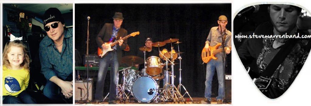 Steve Warren Band images