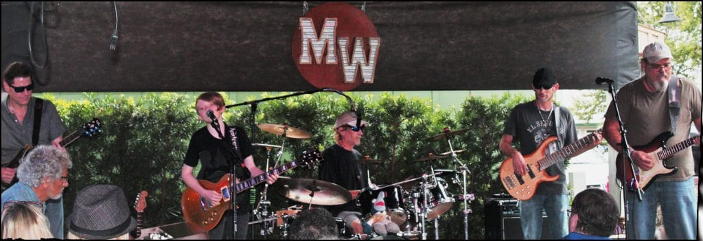 Steve Warren Band interview