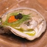Oyster special at White Pillars