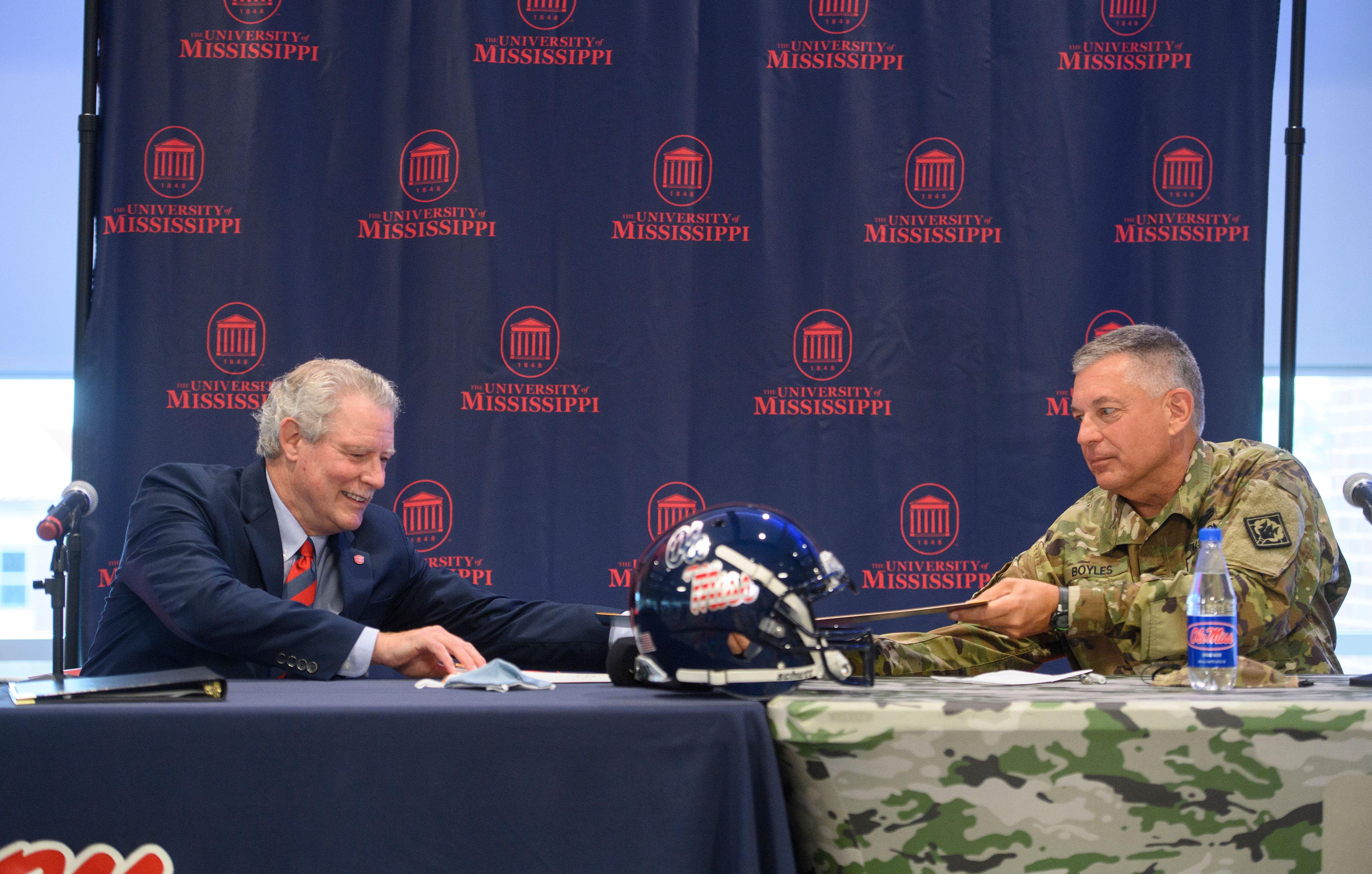 UM National Guard partnership