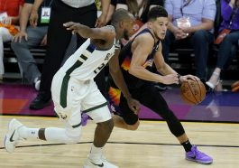 Devin Booker and the Suns aren't going anywhere