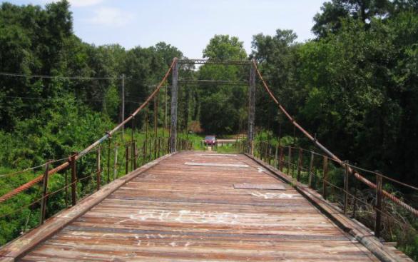 Byram Swinging Bridge