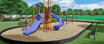 Biloxi's new playground
