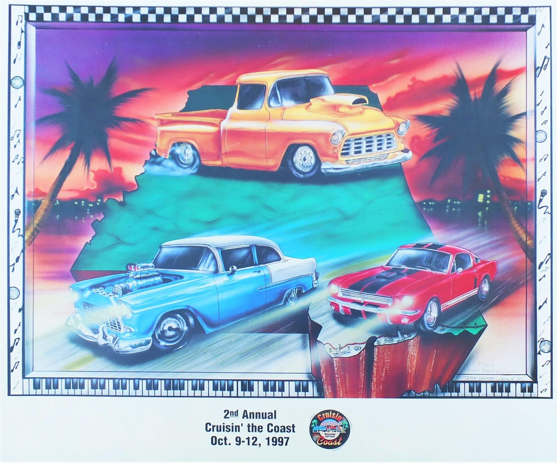 Cruisin' the Coast poster 1997