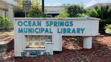 Ocean Springs Library
