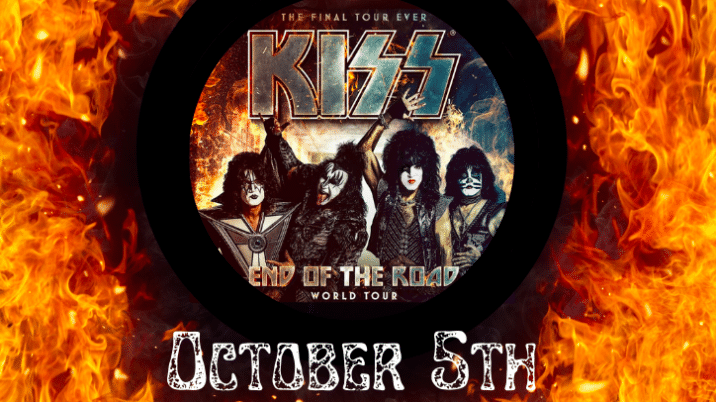 KISS is coming to the Mississippi Gulf Coast