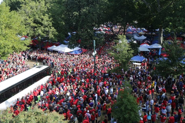Oxford named the top college town in America