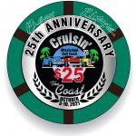 Beau Rivage celebrates Cruisin' the Coast 2021