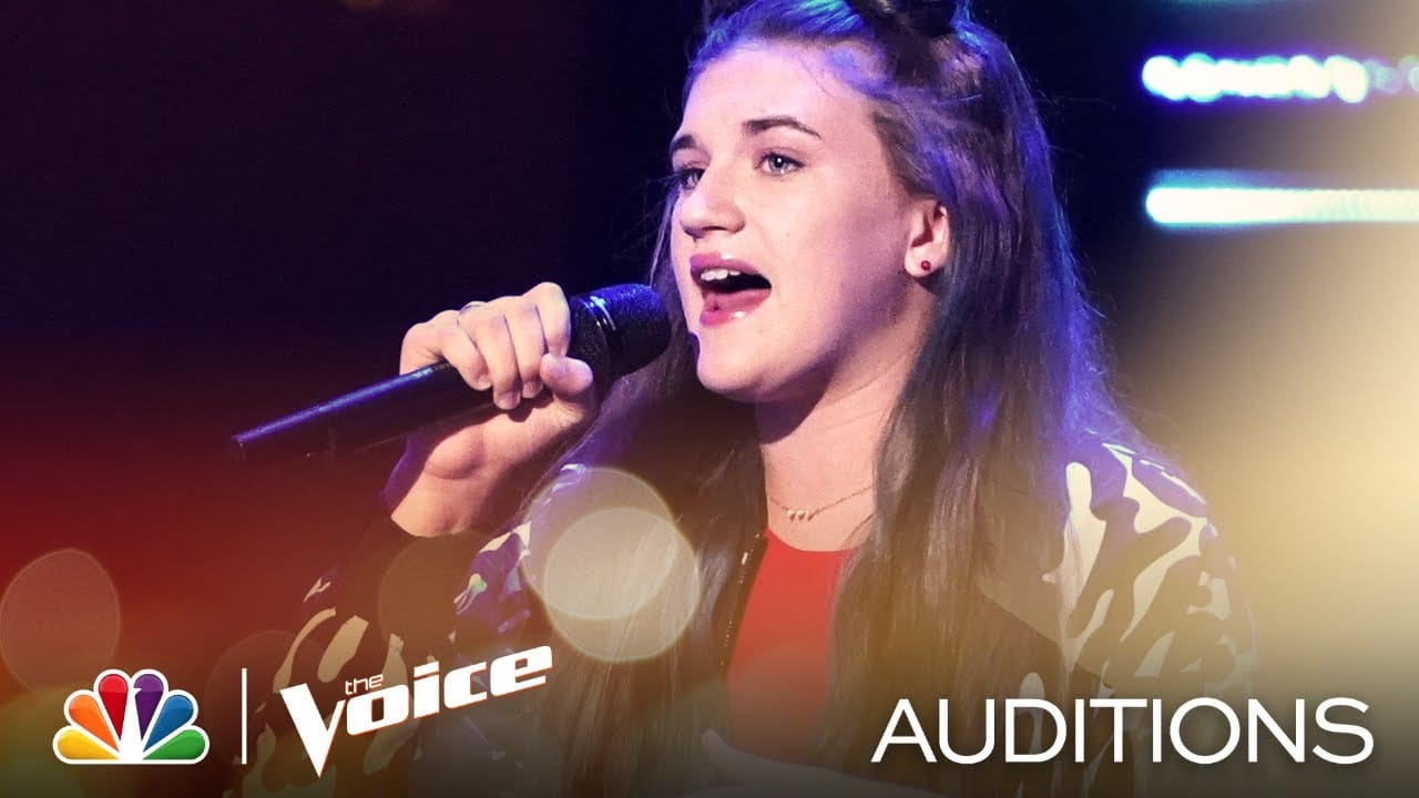 Watch Hailey Green's performance on 'The Voice'