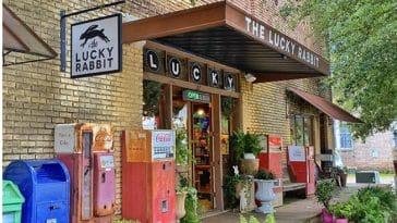 The Lucky Rabbit in Hattiesburg