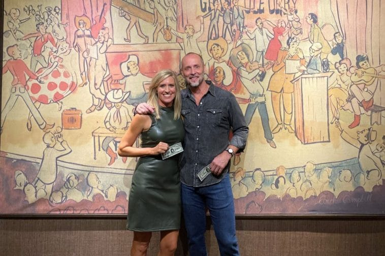 Mississippi couple performs at Grand Ole Opry