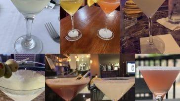 Best martinis in Mississippi