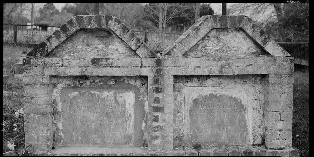 Mississippi cemetery